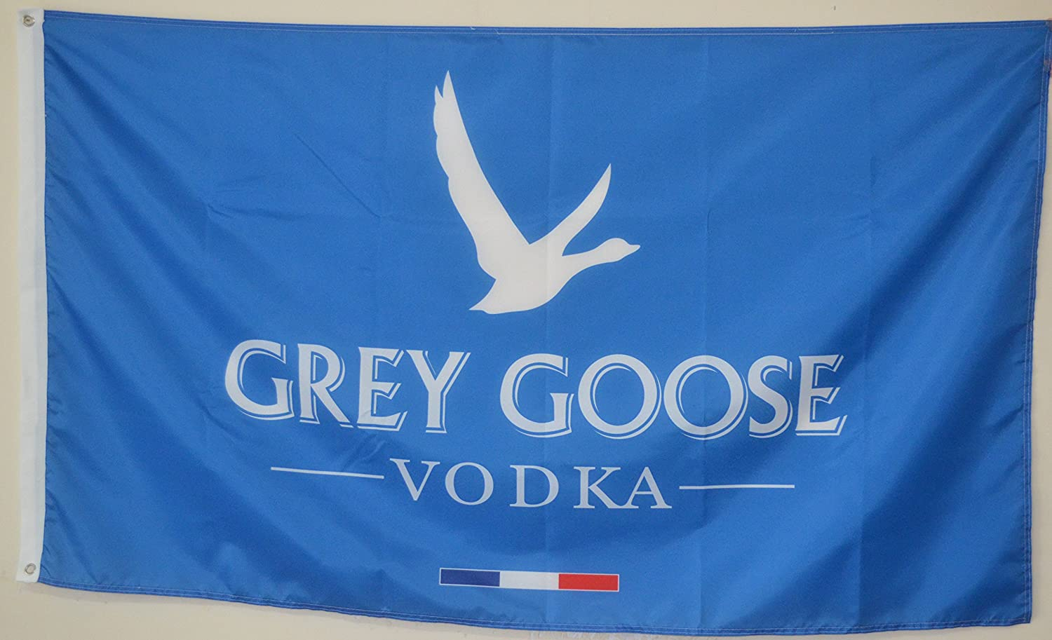 2But Grey Goose Vodka France Flag Banner 3x5 Feet Man Cave
