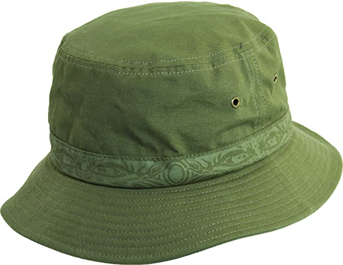 21c2ae60 Dorfman Pacific Global Tribal Print Boonie Bucket Hat at Amazon Men's  Clothing store:
