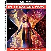 X-Men: Dark Phoenix [Blu-ray]