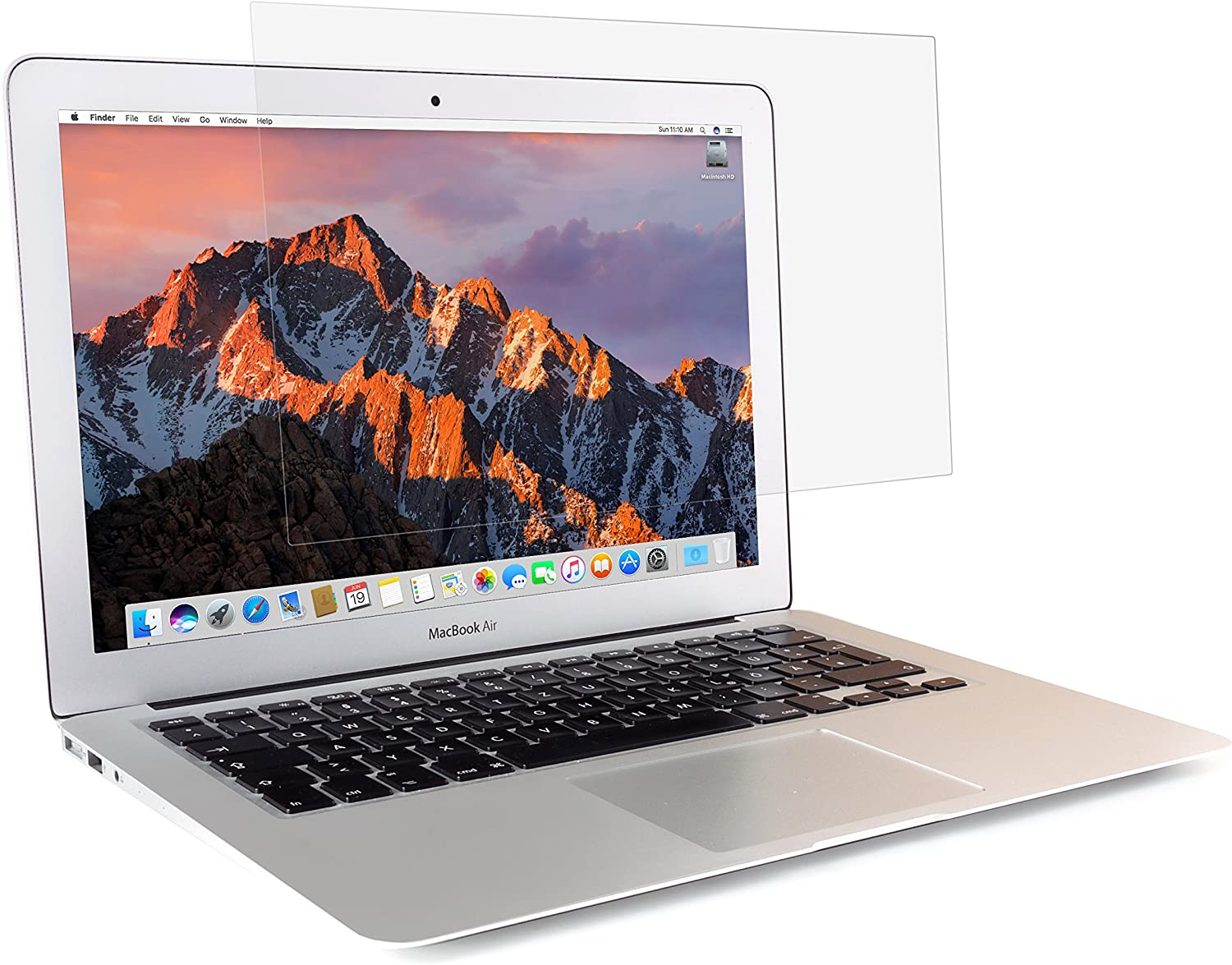 """New Crystal Clear LCD Screen Guard Protector For Apple Macbook Air 11.6/"""""""