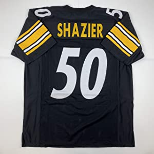 Unsigned Ryan Shazier Pittsburgh Black Custom Stitched Football Jersey Size Men's XL New No Brands/Logos