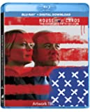 House of Cards - Season 5 [Blu-ray] [2017] [Region Free]
