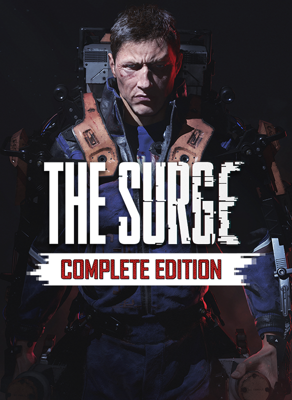 Kombat Full Kit (The Surge: Complete Edition)