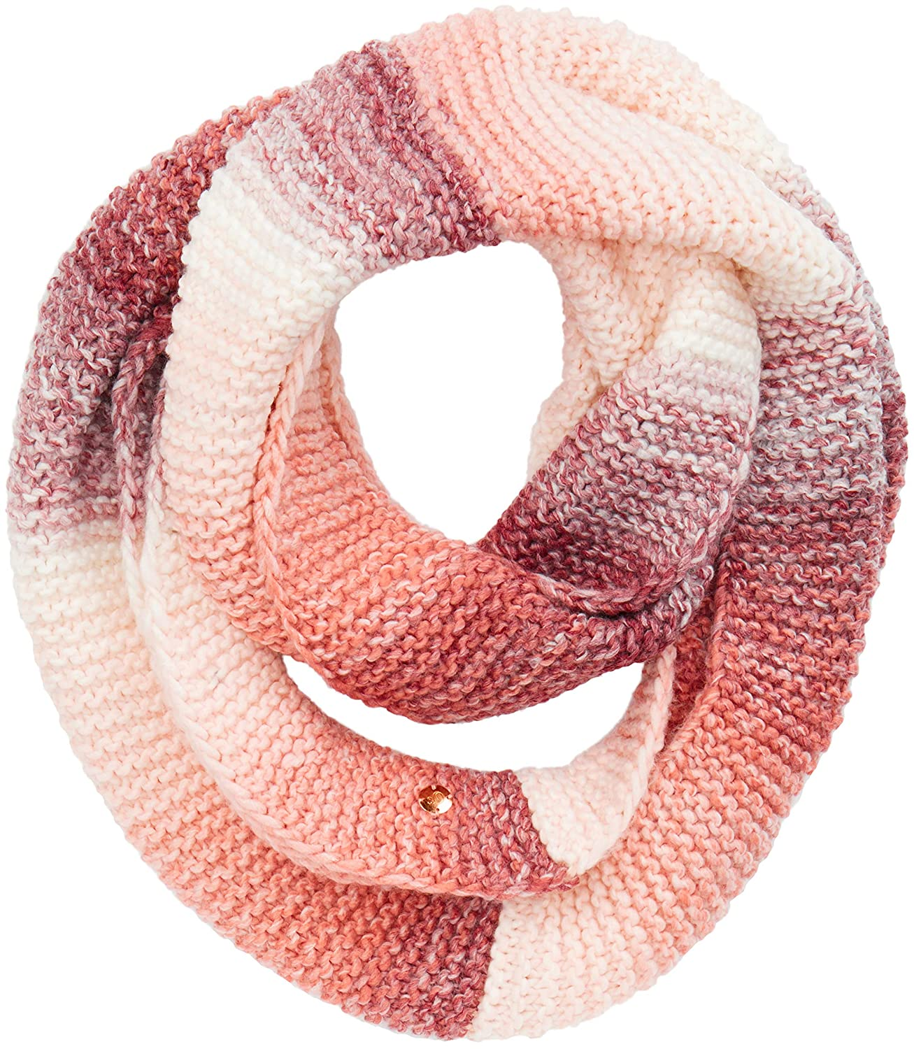 s.Oliver Girls' 73.810.91.2805 Scarf, Rot (Light Red Knit 33x3), One (Size: 1) s.Oliver Junior