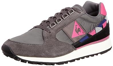 4e3331d07da3 Le Coq Sportif Shoes ECLAT 90 Graphic Blue Size  5  Amazon.co.uk ...