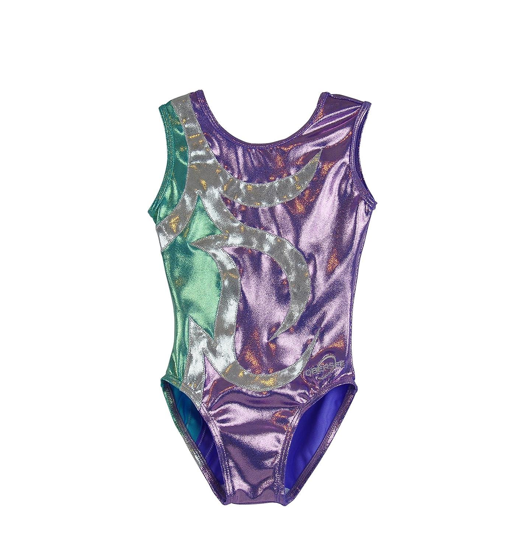 c7bb23e69 Amazon.com   Obersee Girl s Girls Gymnastics Leotard   Sports   Outdoors