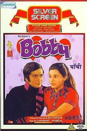 Amazon com: Bobby: Rishi Kapoor, Dimple Kapadia, Pran