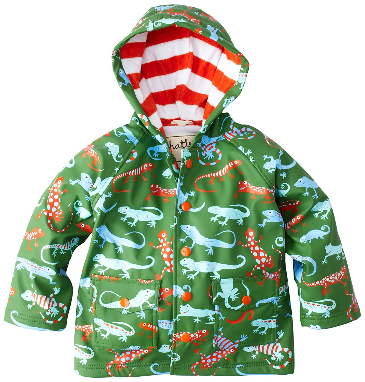 7196fb829 Hatley Boys  Printed Rain Jacket Raincoat