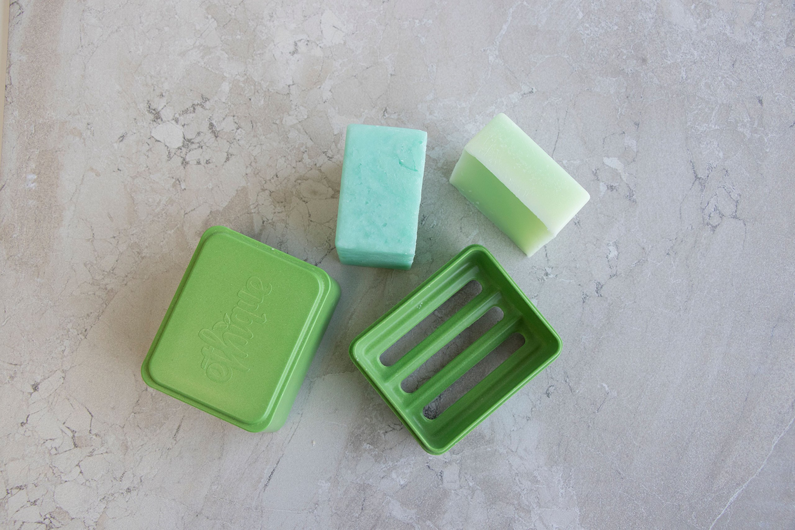 Ethique In Shower Container Green by Ethique (Image #4)