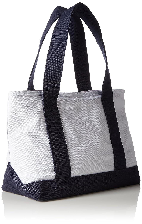 Polo Ralph Lauren Women s School Tote Tote Bag White Weiß (white navy- fuchsia)  Amazon.co.uk  Shoes   Bags b59b27712280e