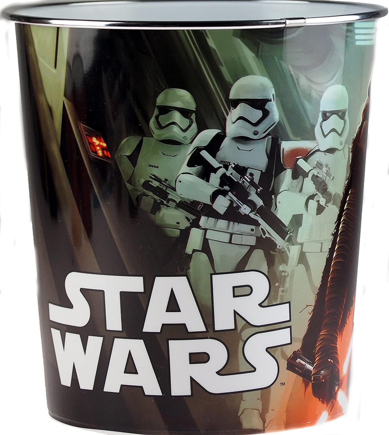 Star Wars STORMTROOPER Children's Bedroom Waste Paper Bin