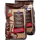 Wilton 2-Pack Chocolate Fondue Melting Wafers, 4 lb, 2104-7508