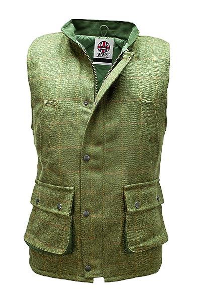 Derby Tweed - Chaleco térmico para mujer, para caza, de WWK/WorkWear ...