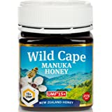 Wild Cape UMF 15+ East Cape Manuka Honey (MGO 514+), 250g (8.8 oz)