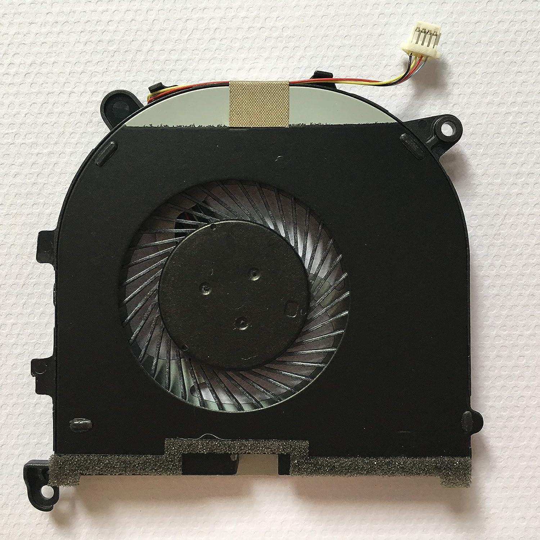 MSI 6QF GE60 GE62 GE72 GL62 GL72 PE60 PE70 MS-16GA Ventilateur de processeur c/ôt/é Droit