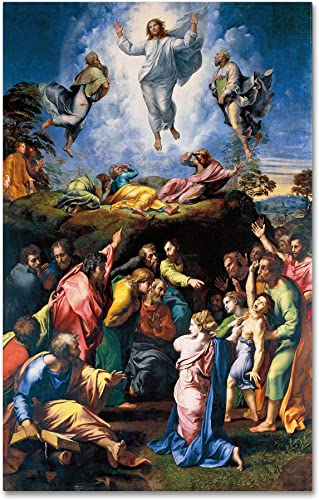 The Transfiguration 1519-20 Artwork