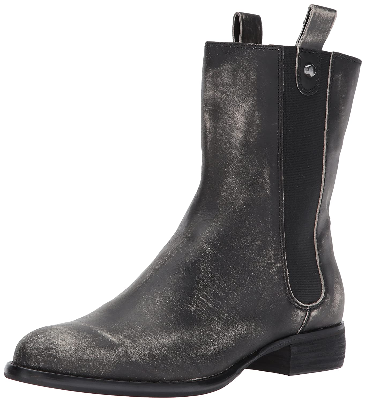 Opportunity Shoes - Corso Como Women's Armando Fashion Boot B06VXVSH32 8.5 B(M) US|Black Worn Leather