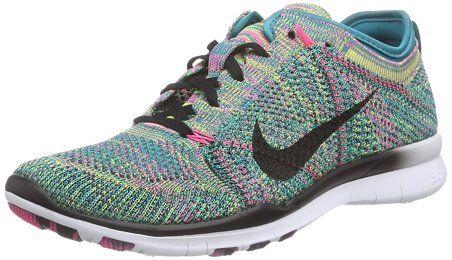 4227fc29cfbc9 Nike womens free TR flyknit running trainers 718785 sneakers shoes (us 6.5