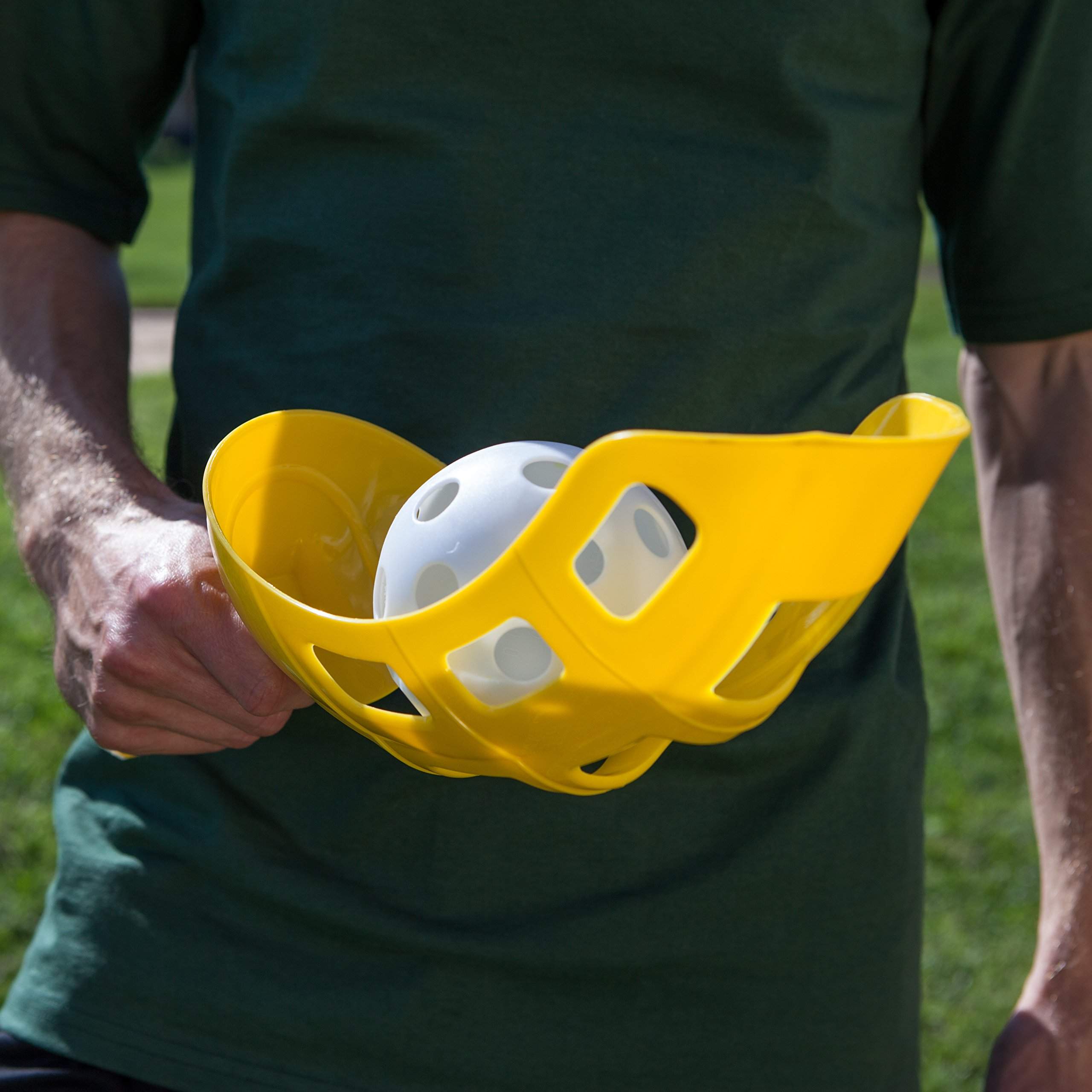 Champion Sports Scoop Ball Game: Classic Kids Outdoor Party Gear for Lawn, Camping & Beach by Champion Sports (Image #9)