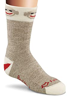 Amazon.com: Fox River Original Rockford Red Heel Cotton Monkey ...