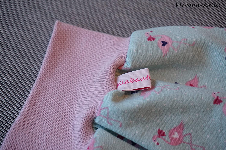 Ballonrock Handmade Jersey Flamingo Rosa 50//56//62//68//74//80//86//92//98//104//110