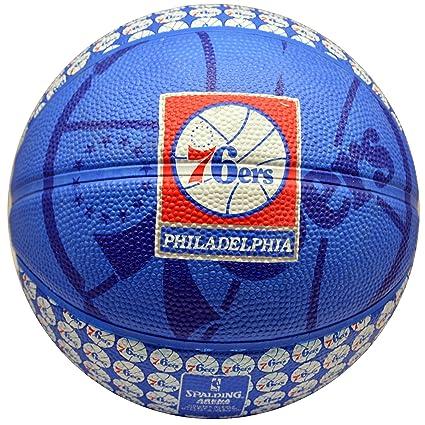 Spalding NBA Philadelphia 76ers equipo colores, mascota, y Logo ...