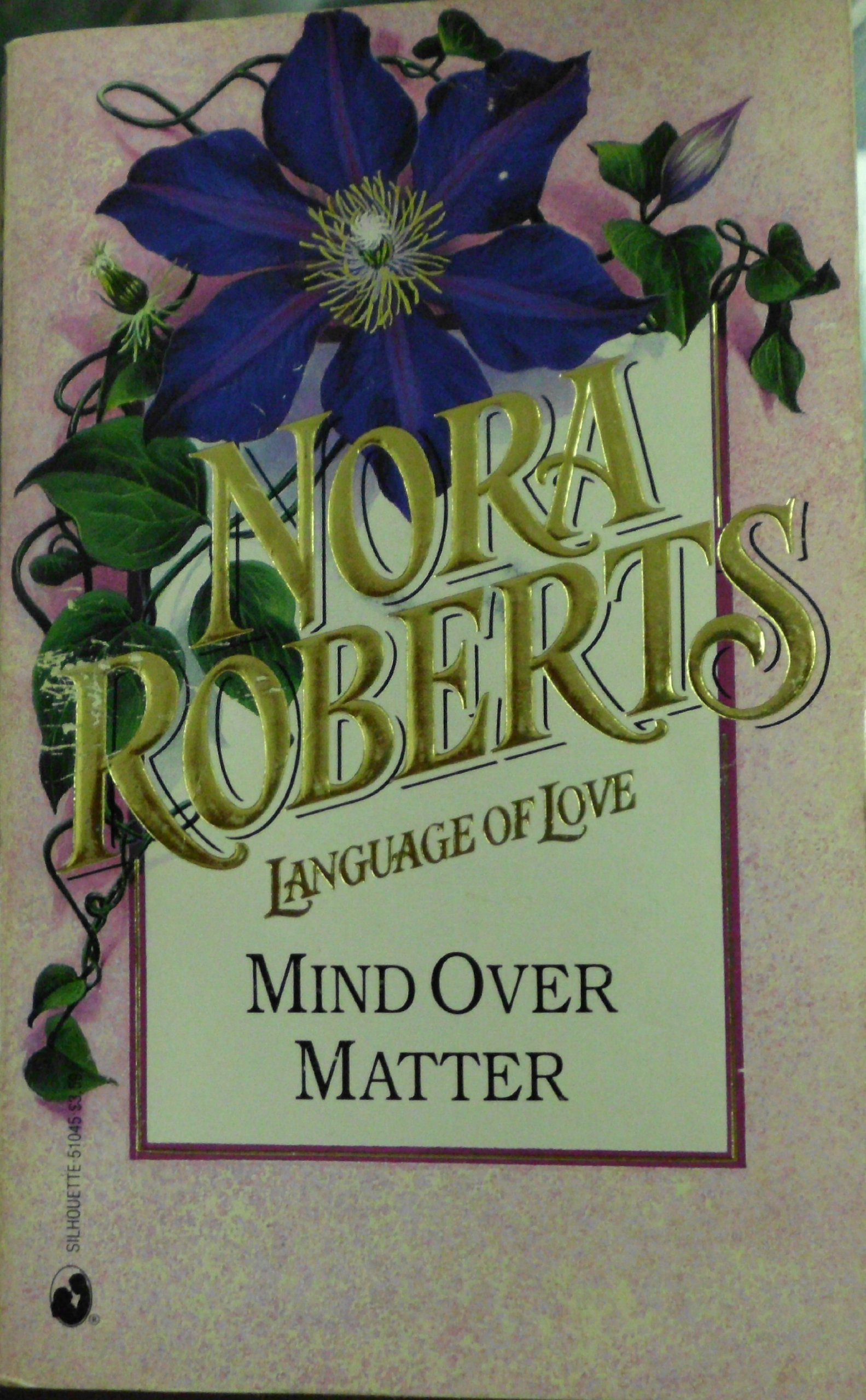 Mind over Matter (Language of Love, 45)
