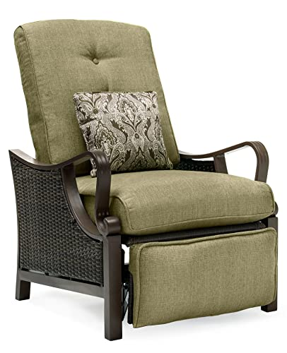 Hanover Venturarec Patio Recliner