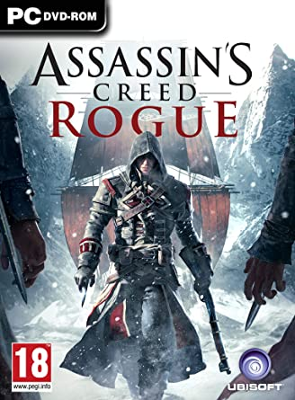 Image result for Assassin's Creed Rogue cover pc