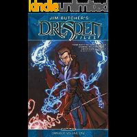 Jim Butcher's The Dresden Files Omnibus Vol. 1 (Jim Butcher's The Dresden Files: Complete Series)