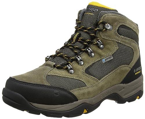 8bc2a1fa246a7 Hi-Tec Men Storm Waterproof High Rise Hiking Boots: Amazon.co.uk ...