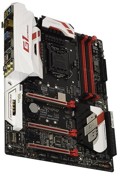 Gigabyte GA-Z170 X -GT Tarjeta Madre de Gaming Intel Z170 i7 ...