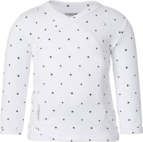 Noppies Unisex Baby U Tee Overlap Taylor T-Shirt