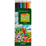 Camlin Kokuyo Full Size Color Pencil - 12 Shades