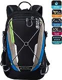 TERRA PEAK Cycling Hiking Backpack Water Resistant Travel Backpack Lightweight Daypack 30L