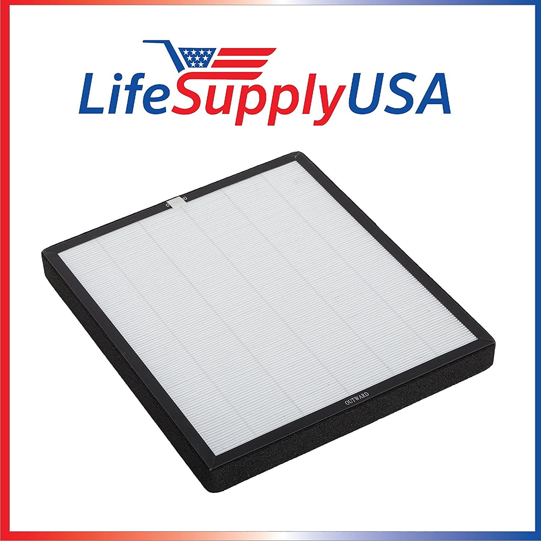 Kit de filtro de repuesto para ajuste Surround aire xj-3100sf para ...