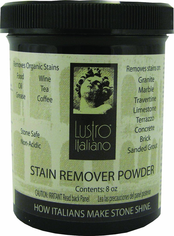 Lustro Italiano Poultice Powder, 8-Ounce, White (LUSTROPOWD)