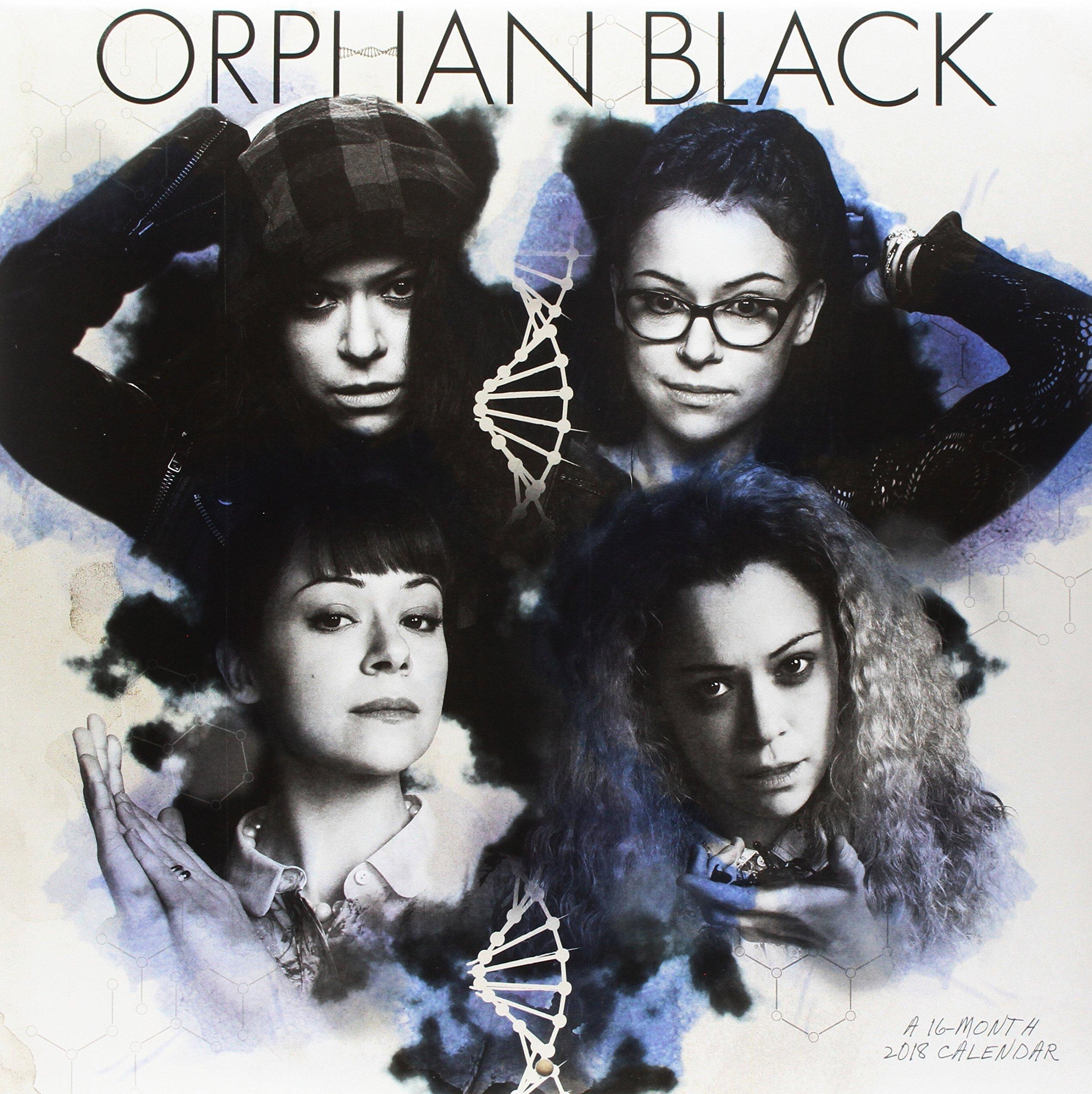 Download Orphan Black 2018 Calendar pdf