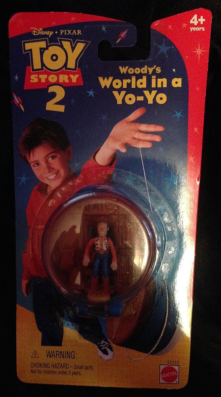 orden ahora con gran descuento y entrega gratuita Toy Story 2 Woody's World in in in a Yo-Yo Mini Figure Play Set  Ahorre hasta un 70% de descuento.