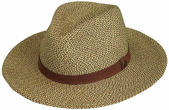 996f5d7e004f1 Wallaroo Hat Company Men s Outback Fedora - UPF 50+