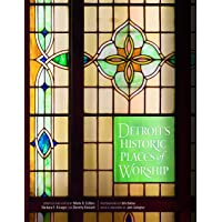 Image for Detroit's Historic Places of Worship (Painted Turtle)
