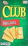 Keebler Club Crackers Original, 13.7 Ounce Box