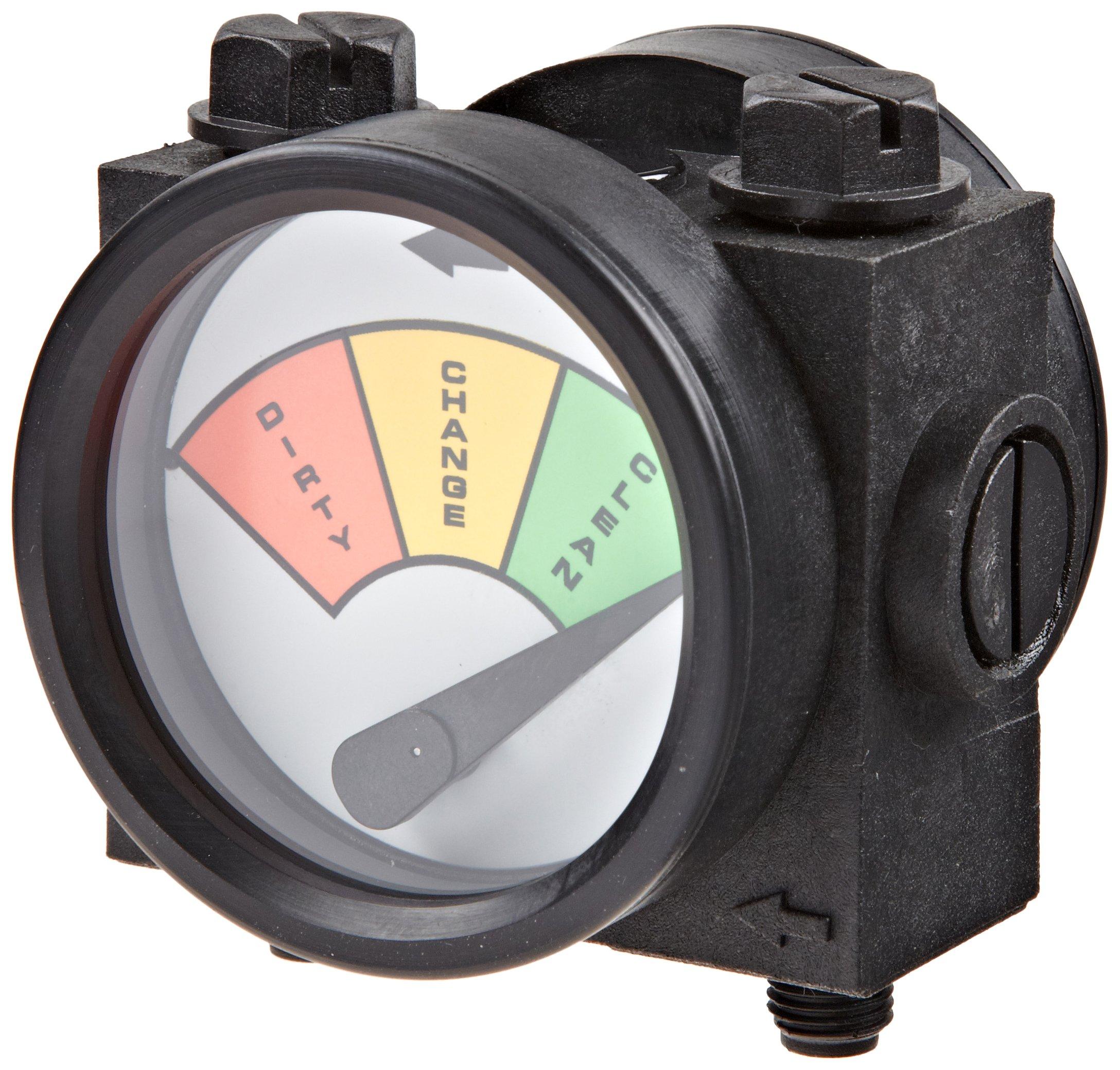 Pentek 143549 Differential Pressure Gauge by Pentek