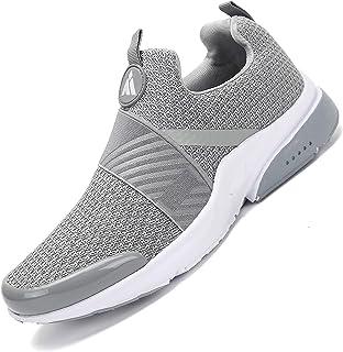 Zapatillas de Running para Hombre Mujer Deportivas para Correr Gimnasio Trekking Sneakers Negro 40 EU: Amazon.es: Zapatos y complementos