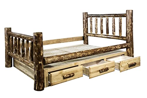 Montana Woodworks Glacier Country Collection Bed