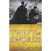 Theft of Swords: 1