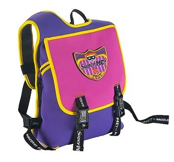 SuperME Bubblicious Cape Backpack  Amazon.co.uk  Toys   Games 08b1d68604269