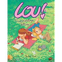 Summertime Blues: Book 2 (Lou!) book cover