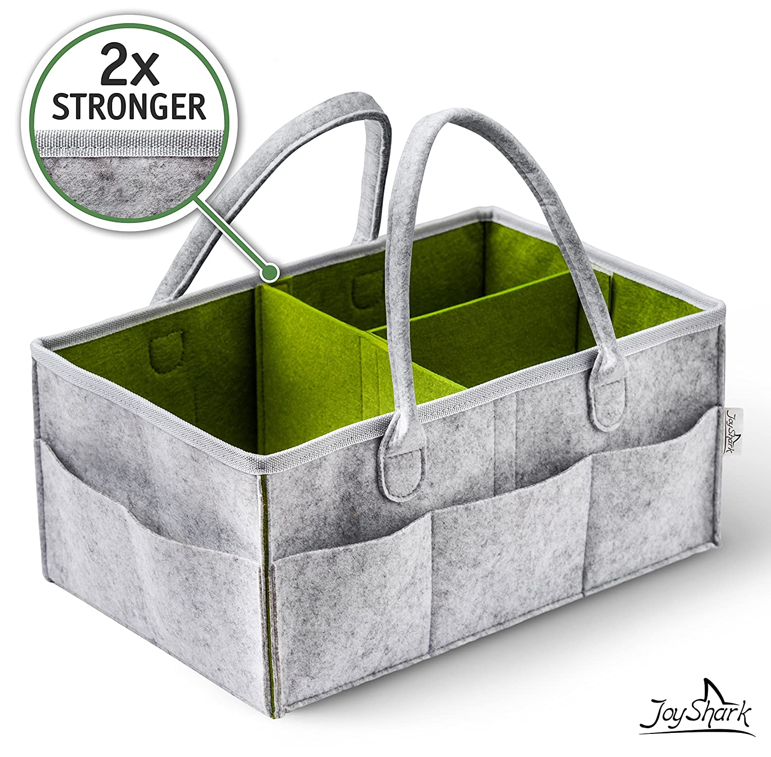 Baby Diaper Caddy & Nursery Organizer by JoyShark – Ideal Baby Storage Bin Keeps Everything in Reach – Multiuse & Unisex Large Portable Diaper Caddy Nangong City Hebei Province HS 6307900000