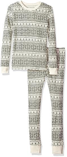 bb838483e Amazon.com  Burt s Bees Baby Unisex Baby Big Holiday Pajamas
